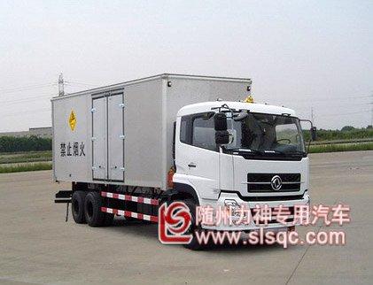 东风天龙1250型爆破器材运输车