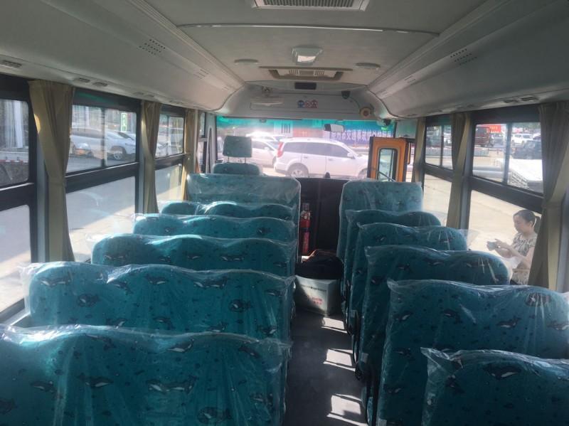 【国五】牡丹MD6770X型小学生专用校车(41座)图片