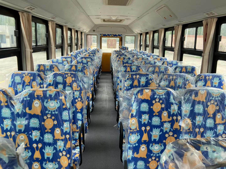 【国六】牡丹6961X6小学生专用校车(56座)图片