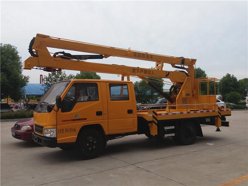 江铃14米高空作业车