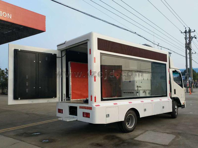 凯马LED宣传车(6.8平方)