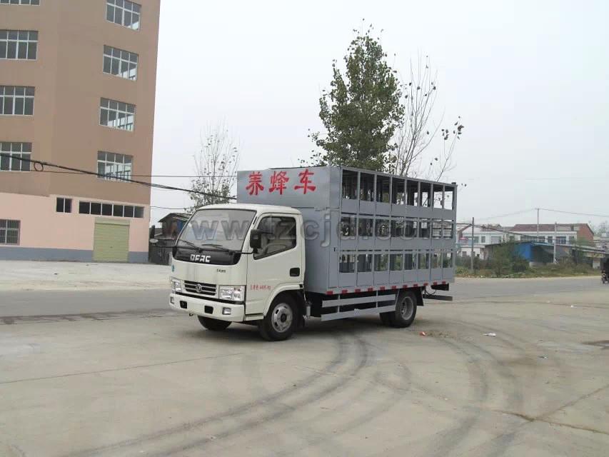 东风锐铃养蜂车(蓝牌)
