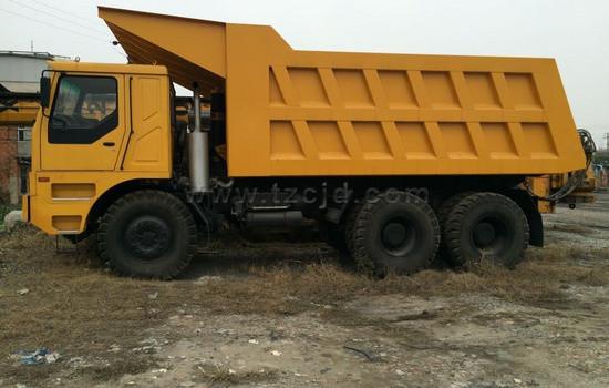 矿山3米3宽体自卸车