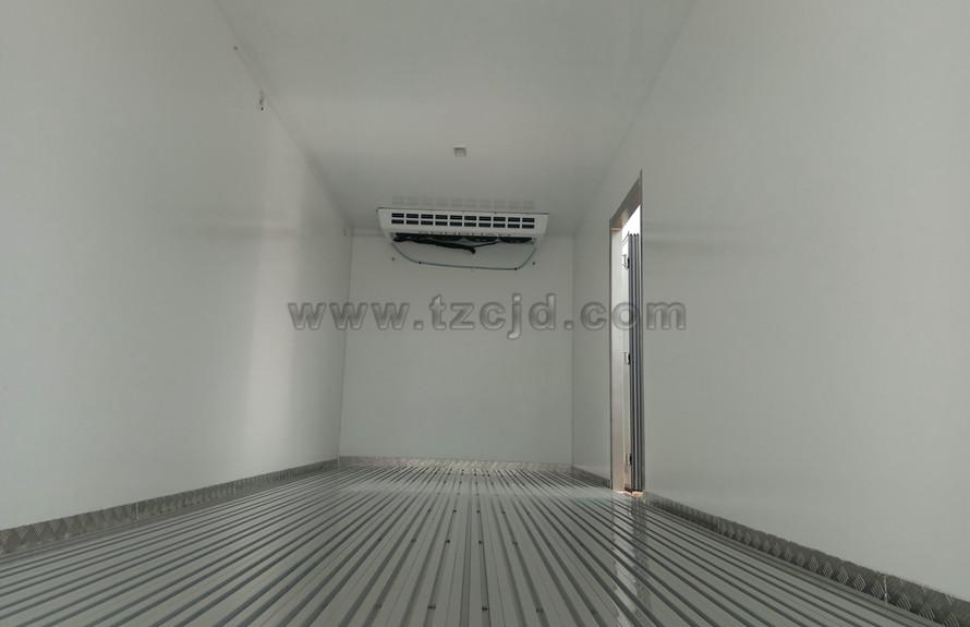 江淮帅铃6.8/7.5米冷藏车
