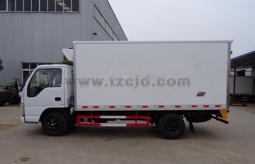 五十铃4.2米冷藏车