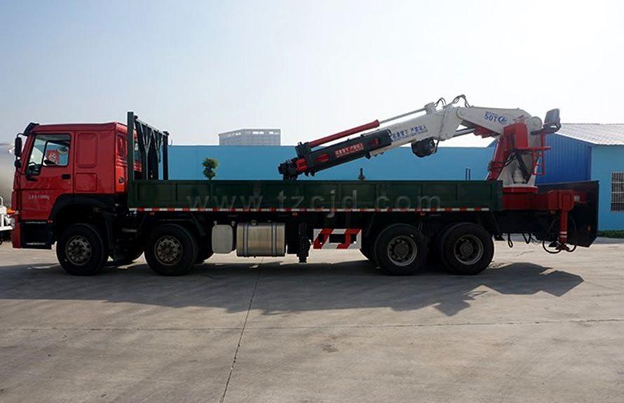 50吨大型随车吊