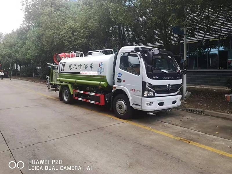 国六东风9方雾炮车(D7)