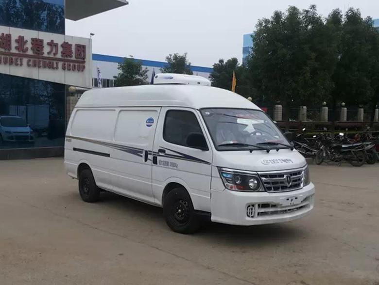 金杯面包型冷藏車(國五)