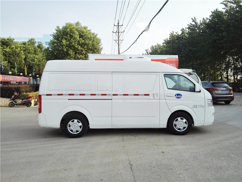 福田G7面包型冷藏车(国五)