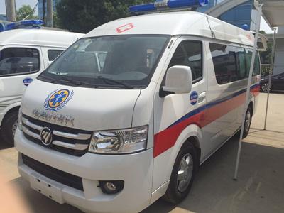 福田风景G7型救护车
