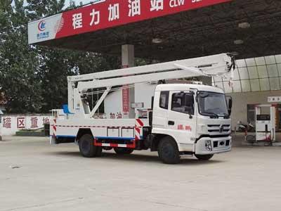 新款东风153高空作业车|20-22米高空作业车